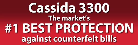 Cassida Counterfeit Shield Guarantee