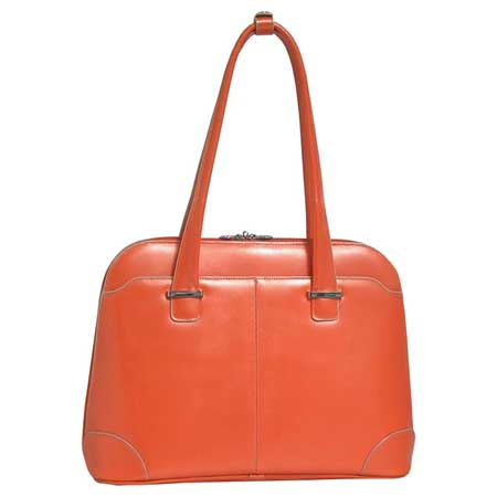 Avon Laptop Briefcase Back View
