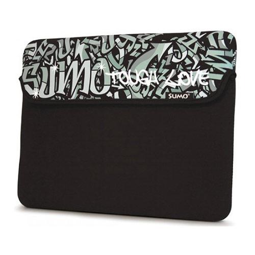Graffiti Black iPad Case