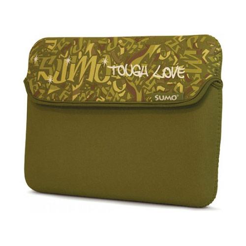 Graffiti Green iPad Case