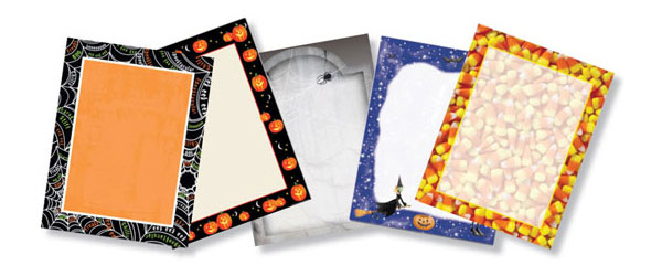 Around the office your office stop spooky halloween for Themed printer paper