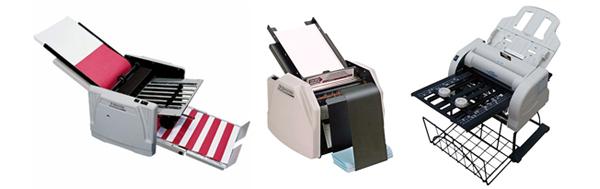 Paper Folders, Paper Folding Machines