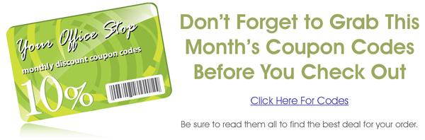 Monthly Discount Coupon Codes